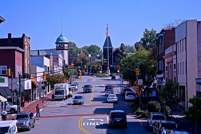South Orange Village Center