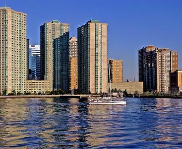Newport Neighborhood of Jersey City