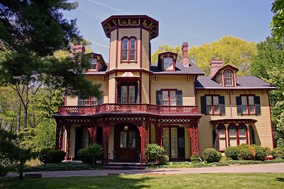 Acorn Hall in Morristown, New Jersey