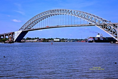 The Bayonne Bridge