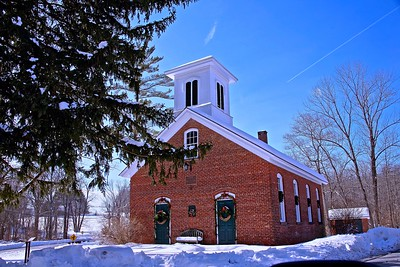Washington Valley School House