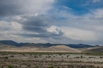 Sand Mountain, NV.