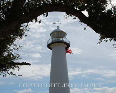Biloxi, Mississippi light house