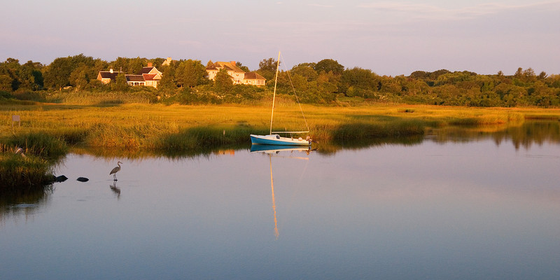 A gorgeous morning on Cape Cod - Mill Creek, Yarmouthport, MA