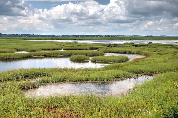 Parker River NWR Marsh