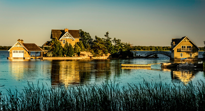 Island Cottage, 1000 Islands Region, Ontario