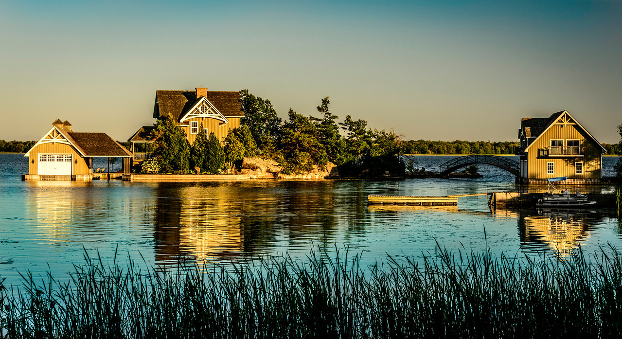 Island Cottage, 1000 Islands Region, Ontario
