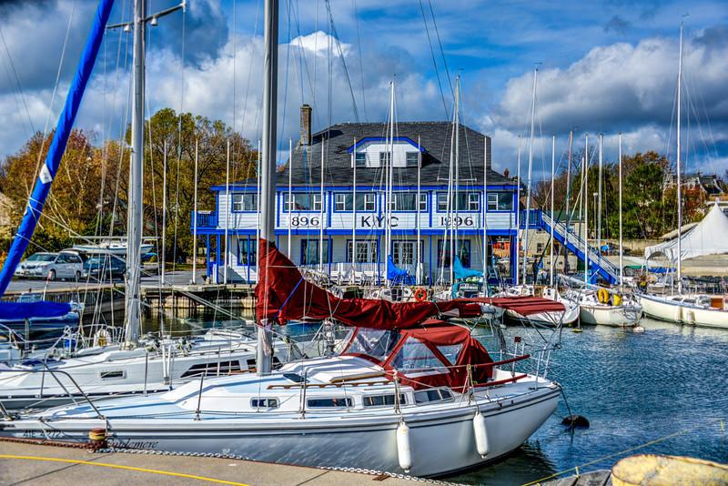 Kingston Yacht Club, Kingston Ontario
