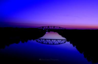 Ten Tom River Bridges