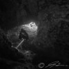 Cave diving in Alor