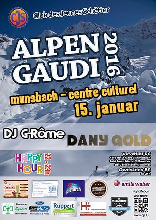 Alpen Gaudi CJS