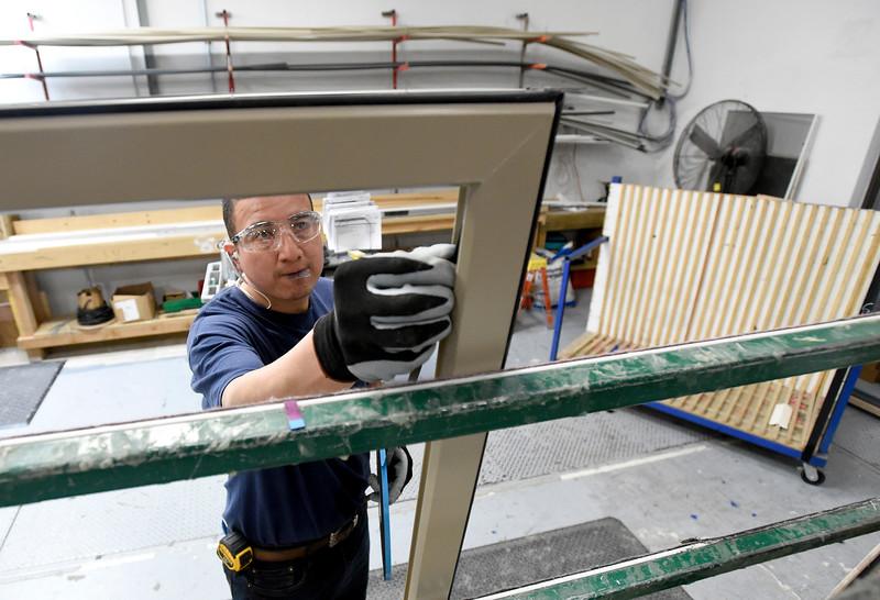 Alpen window manufacturer