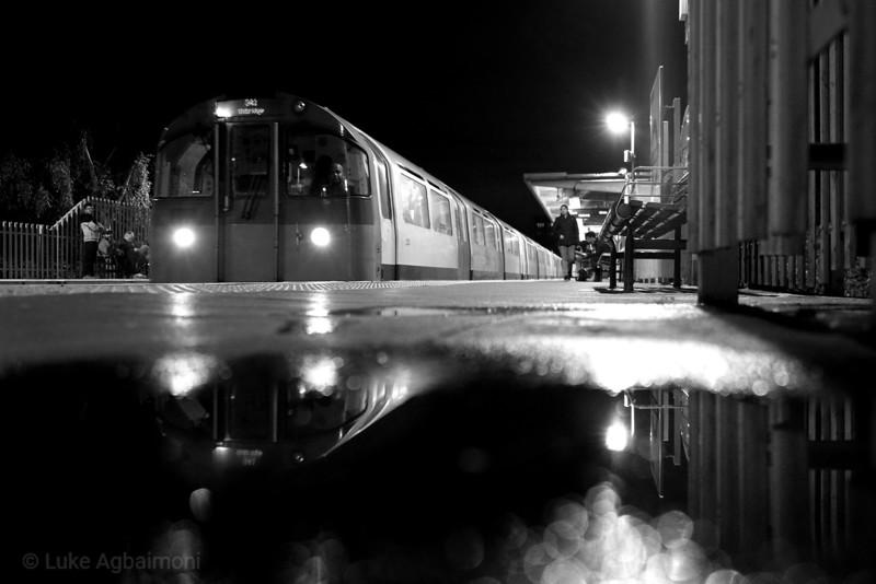 Alperton Station BW