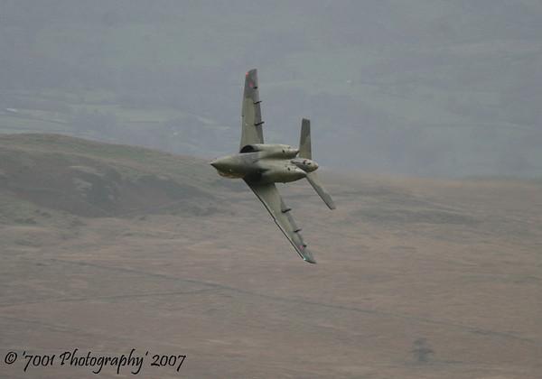 ZJ646 (QINETIQ) Alpha Jet - 29th November 2007.