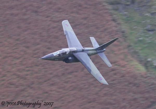 ZJ646 (QINETIQ) Alpha Jet - 11th October 2007.