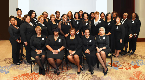 Alpha Kappa Alpha Sorority, 2018