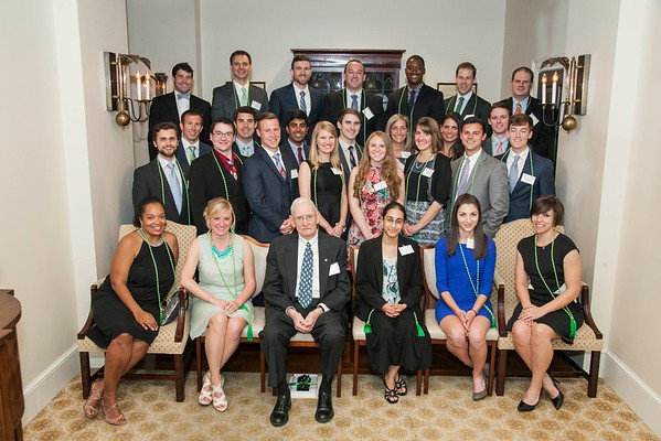 Alpha Omega Induction Banquet 2016