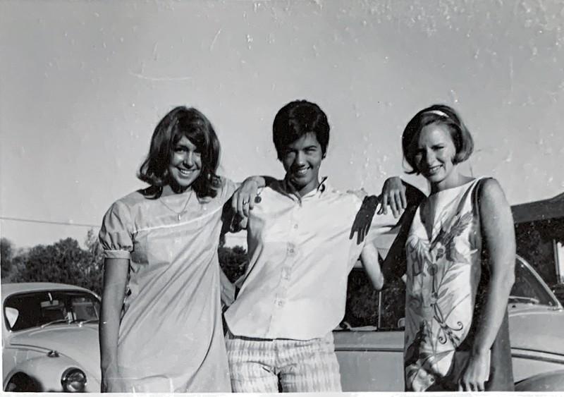 ?, Janie Goodman, Marcia Metcalfe