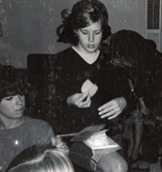 Joan Childs, Jan Stephens