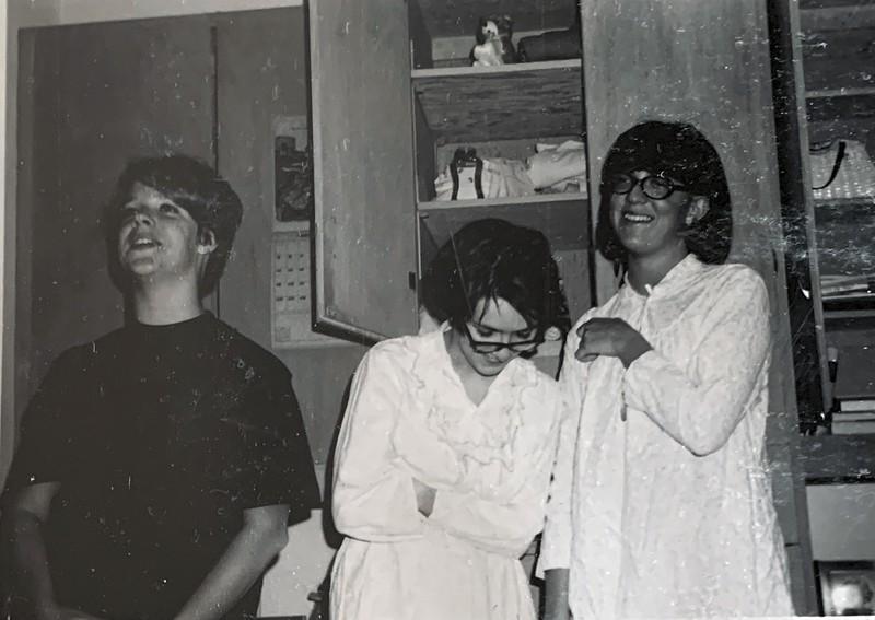 Gretchen Boehm, Nancy, Kathy Murphy