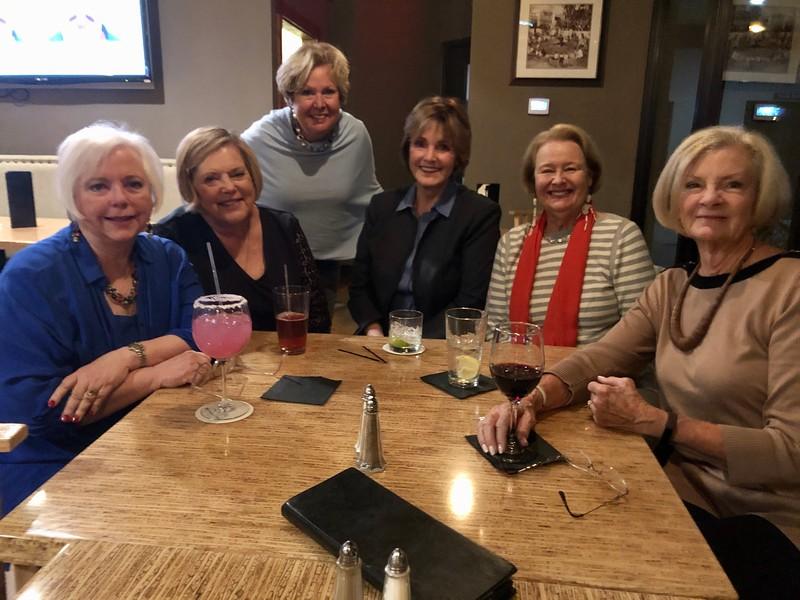 Pam, Debra, Barbara, Ellen, Susie, Lindsay