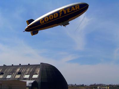 Goodyear Airdock!