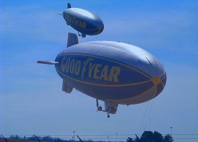 Blimp Attack!