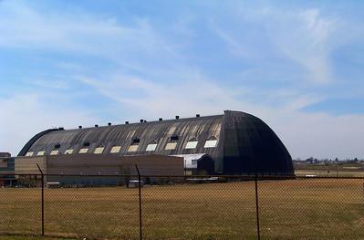 Goodyear Airdock Hangar!