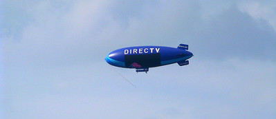 Direct TV Blimp!