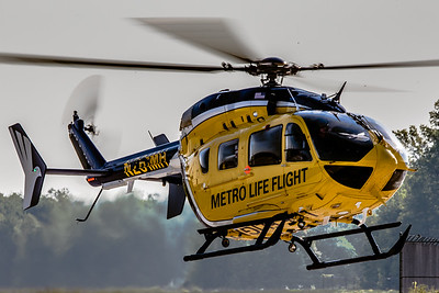 N261MH - 'Cleveland Metro' LIfe Flight - Eurocopter MBB-BK 117 C-2