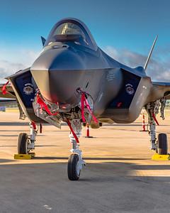 Good Morning! 'Lightning II' - Lockheed Martin F-35A