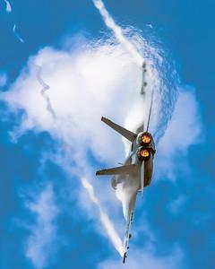 For 'Jello Shot' Lovers! - 'Super Hornet' Style