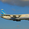 UR-82027 Antonov AN-124 on CLE Final!