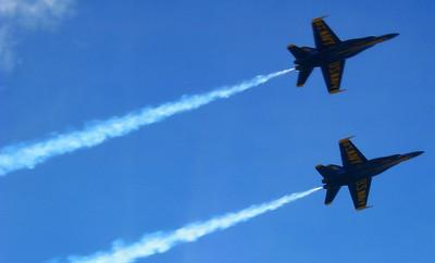 Overhead Blues!