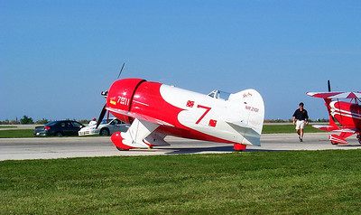 GEE BEE R-1!