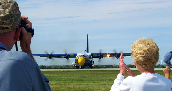 """Fat Albert"" Takes a Bow!"