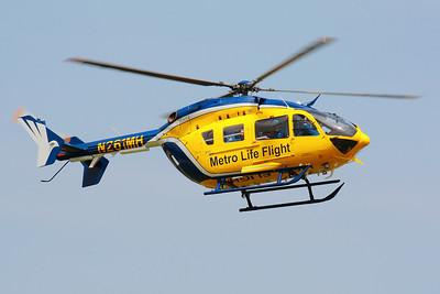 N261MH - In the Air at KLPR!