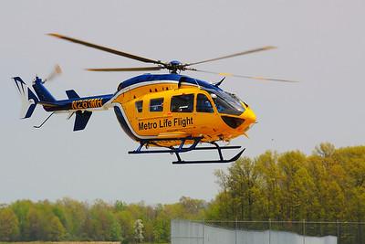 N261MH - Landing at KLPR!
