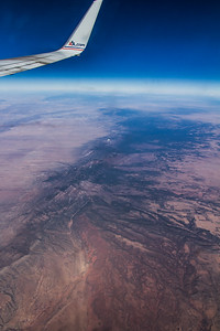 The View @ 39,000 ft!