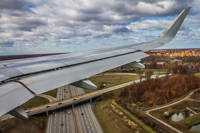 On Final! - KCLE Runway 24L