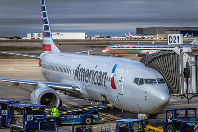 N970AN - American Airlines -   Boeing 737-823  - Sporting the New Livery at KDFW