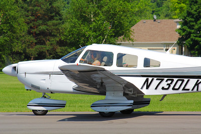 N730LK - 'Cherokee' On the Roll!