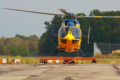 N145PB - One Skid on the Pad - Landing at KLPR!  © 2010 Paul L. Csizmadia  All Rights Reserved  No Use Allowed without Permission