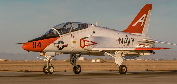 A 'Goshawk' Calls It a Day! - NAF El Centro
