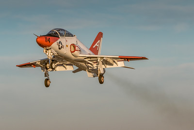 'Goshawks' Are Go! - T-45C Climbs Out on a 'Touch & Go' at NAF El Centro
