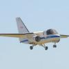 N601NA - NASA Glenn's S3-B 'Viking' on Final to CLE 24R!