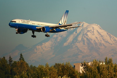 On Final for KSEA (Seattle/Tacoma International Airport) Runway 34R!