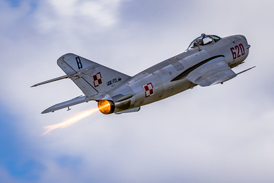 Time for a Little Burner! - Mig-17PF 'Fresco'
