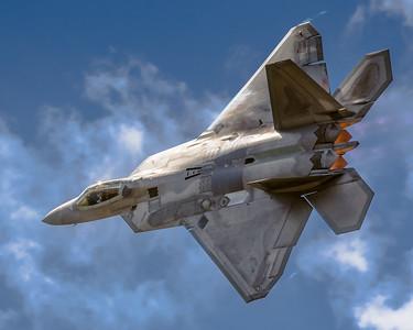 Lockheed Martin F-22 'Raptor'