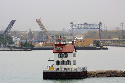 "Arriving - ""Port of Lorain, OH"""